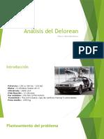 Análisis Del Delorean
