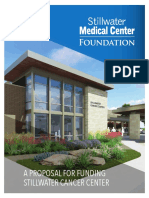 Stillwater Cancer Center Proposal