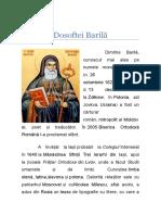 Dosoftei-Barilă