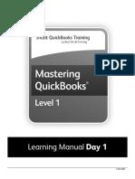 Quickbook Training 1