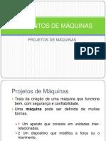 Projetos de máquinas