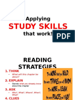 ed1 k2 study skills ppt