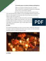 Altar de Muertos en La Era Prehispanica