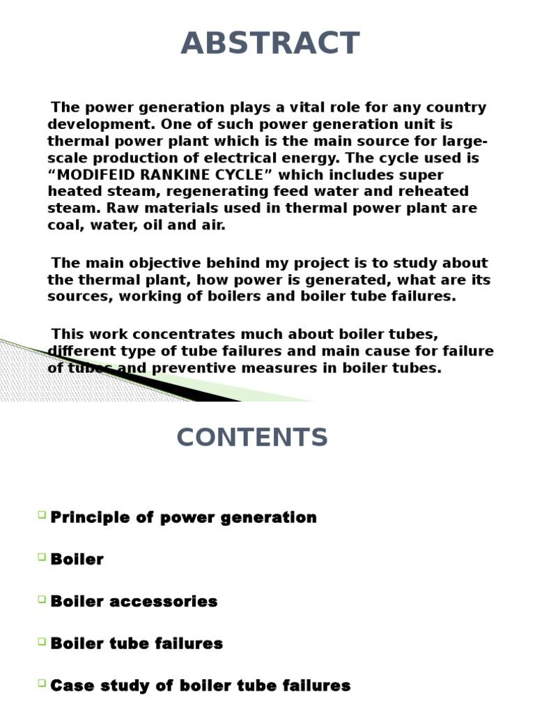 Boiler TuBe | Boiler | Power Station