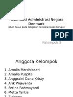 Reformasi Administrasi Negara Denmark