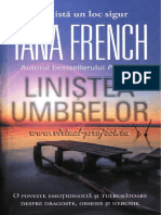 Linistea umbrelor - Tana French.docx
