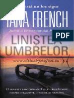 Linistea umbrelor - Tana French.docx
