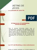 Marketing de Servicios. 8ps Pptx