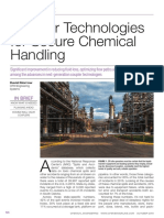 Coupler Technologies for Secure Chemical Handling