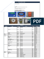 Air Filter Pmc Catalogo