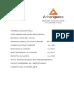 ATPS PSICOLOGIA SOCIAL I.docx