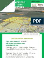 Exposicion - Catastro Casa Grande -Nov2014