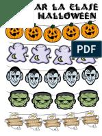 Decor Arla Cla Separa Halloween