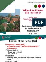 Bose-WideAreaChallengeProblem GOWS FY14
