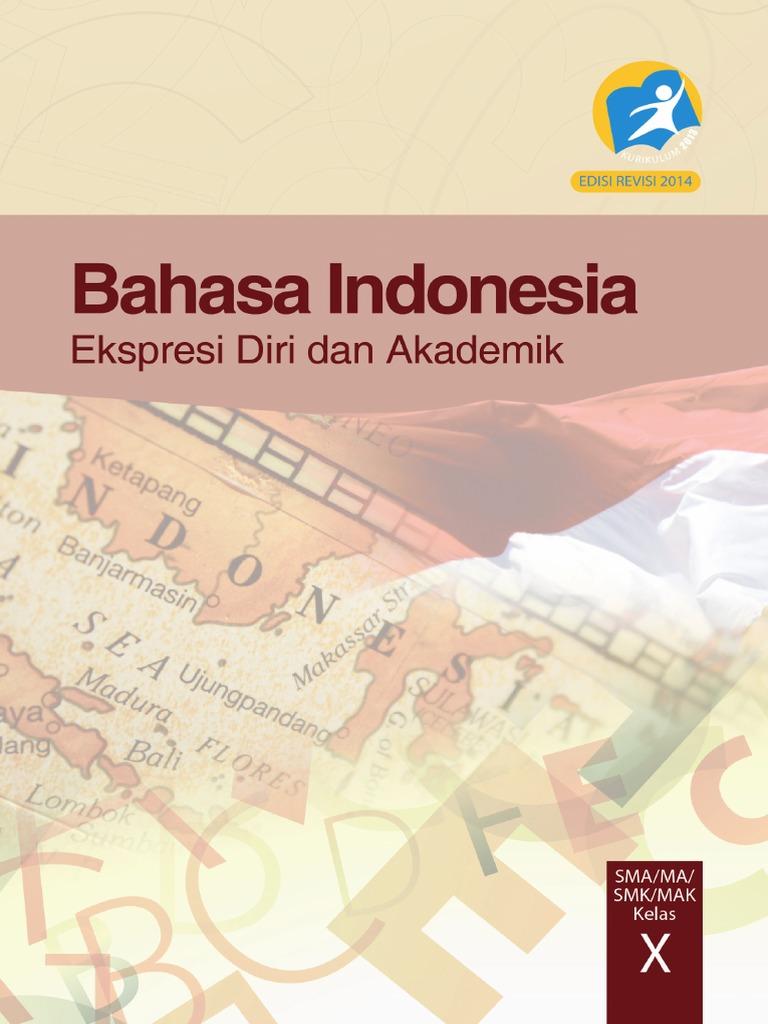 Buku Pegangan Siswa Bahasa Indonesia SMA Kelas 10 ...