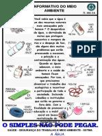 Informativo (01) - Meio Ambiente