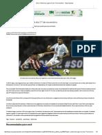 Galo x Palmeiras_ Jogo Será Dia 17 de Novembro - Superesportes