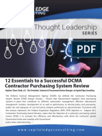 CEC Thought Leadership CPSR 12 Essentials