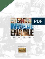 ACF Annual Report 2014 15