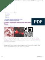 Primeras Etapas de La Clínica Online de Artes Visuales