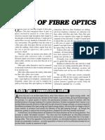 Story of Fibre Optics