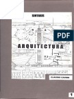 Sintaxis de La Arquitectura de Claudio Caveri 1988