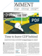 Constanza et al - Time to leave GDP behind.pdf