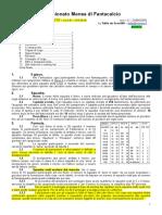 Regolamento FC Mensa