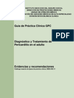 Pericarditis Adulto.2011