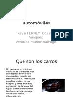 Automóviles Kevin Ocampo Veronica Muñoz 702