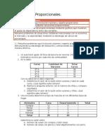 Variaciones Proporcionales y Porcentajes (1)