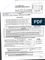 Committee to Elect Jim Kitchens 2009 Annual Report Termination Report January 28 2010 #mselex