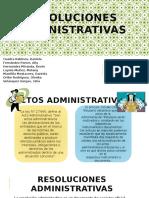 Resoluciones-Administrativas