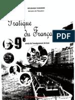 9ème Année français