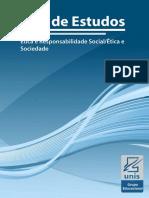 Ética e Responsabilidade Social - Ética e Sociedade Plano de Estudos