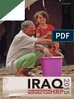 2015 Iraq Humanitarian Response Plan (1)