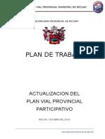 Plan de Trabajo Mallcosuca