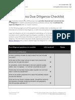due diligence checklist.pdf