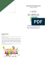 Cuadernillo Informativo 16-17