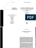 Kantorowicz - Los Dos Cuerpos Del Rey