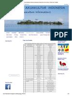 Informasi Perikanan Budidaya Indonesia ...Re Informations)_ Pakan Ikan Terdaftar