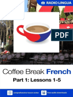 Coffee Break French Season 1 - Lessons 1-5 - Lessons Guide - Radio Lingua