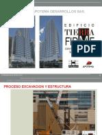 Edif.tierra Firme-proceso Estructural
