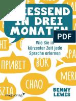 Fließend in drei Monaten Wie Sie in kürzester Zeit jede Sprache erlernen.pdf