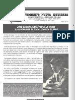 José Carlos Mariátegui La Chira y la Lucha por el Socialismo en el Perú