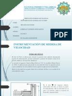 Universidad Nacional Federico Villarreal-mecánica de Fluídos