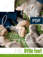 His Little Feet - Brochure