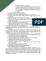 Penetapan Kebijakan Reklamasi dan Pasca Tambang.doc