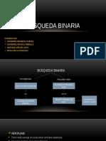 BÚSQUEDA-BINARIA2