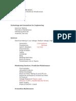 FERCHALE Brochure (Incomplete)